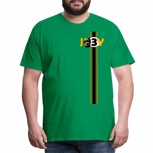 jo3y stripe 2 - Men's Premium T-Shirt