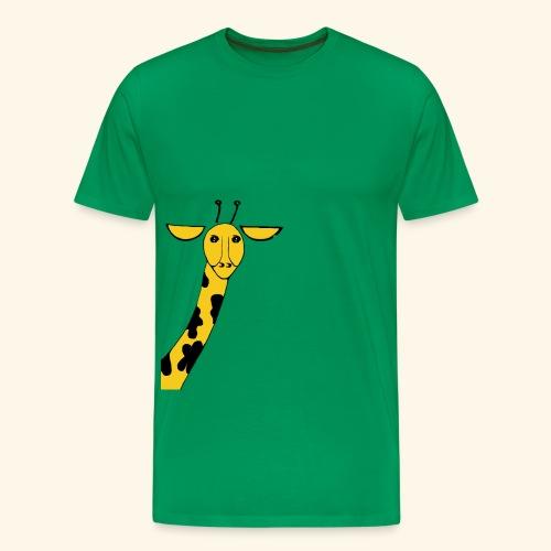 Giraffe - Men's Premium T-Shirt