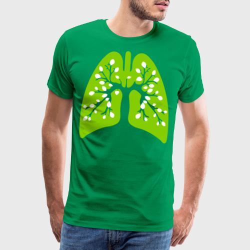 Poumon vert - T-shirt Premium Homme