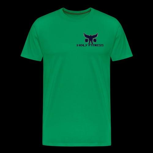 Logo 1 Holy fitness nouvelle génération - T-shirt Premium Homme