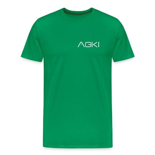 agkilogokurven - Männer Premium T-Shirt