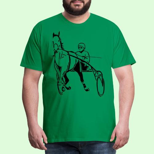 Le Trotteur Français - T-shirt Premium Homme