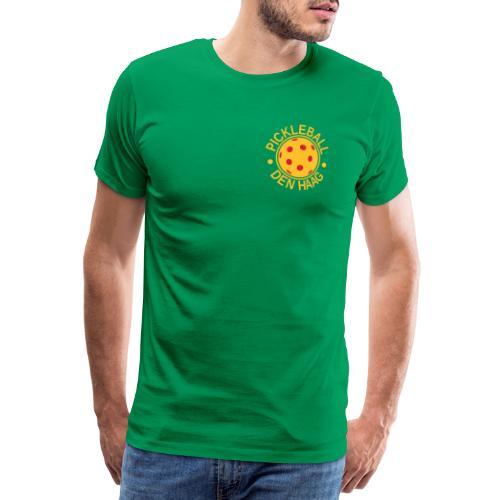 Pickleball Den Haag Logo - Men's Premium T-Shirt