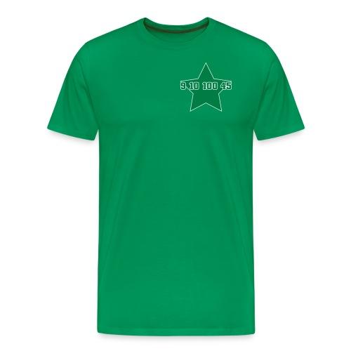 9 10 100 45 - Männer Premium T-Shirt