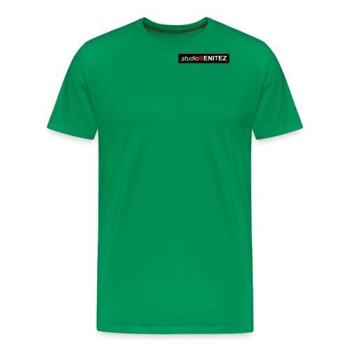 BANNIERE LOGO - T-shirt Premium Homme