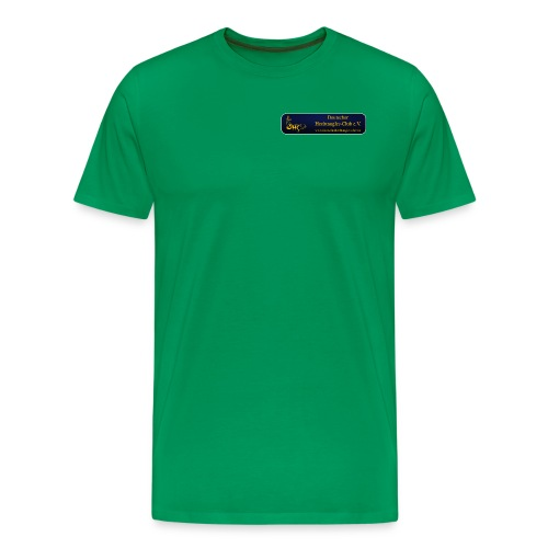 dhcbannervectorvorschau bearb - Männer Premium T-Shirt
