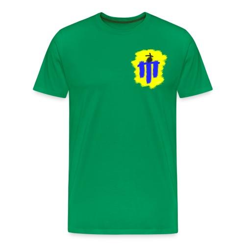Hermannsburg 827 Wappen - Männer Premium T-Shirt