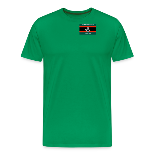 Christchurch Detachment / Dorset ACF - Men's Premium T-Shirt