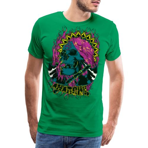 Purple Anarchy - Camiseta premium hombre