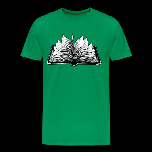 lectura - Camiseta premium hombre