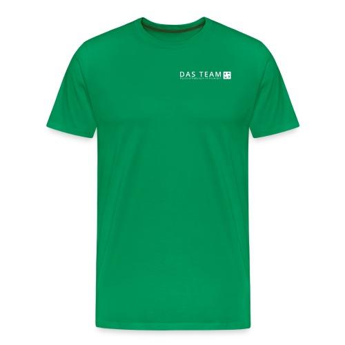 Logo DAS TEAM - Männer Premium T-Shirt