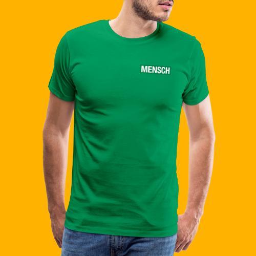 menschblock - Men's Premium T-Shirt