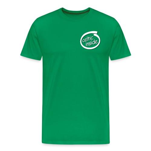celtic inside - Maglietta Premium da uomo