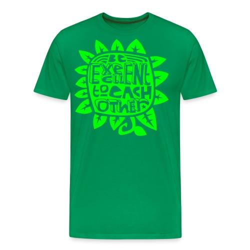 WiggleBum's Cuddler - Men's Premium T-Shirt