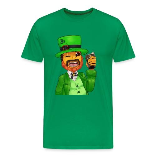 Irland-Gorone - Männer Premium T-Shirt