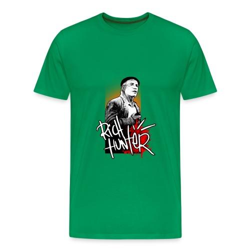 rich hunter - Camiseta premium hombre