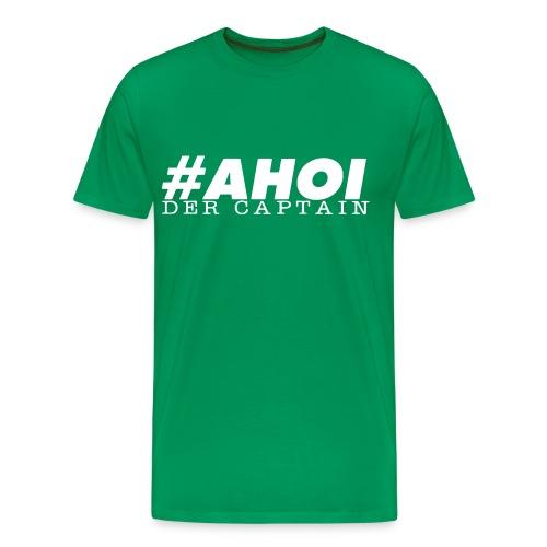 #Ahoi ohne Anker - Männer Premium T-Shirt