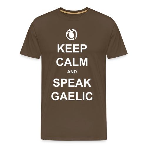 keepcalm - Men's Premium T-Shirt