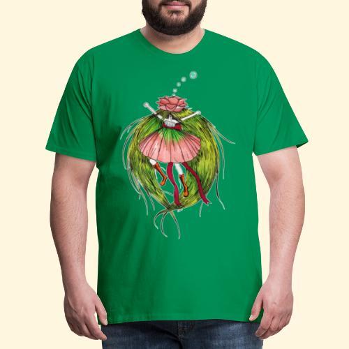Fée des fleurs : Tiens bon ! (Pour l'écologie) - T-shirt Premium Homme