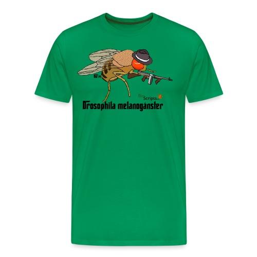 melanoganster camiseta v2 png - Camiseta premium hombre