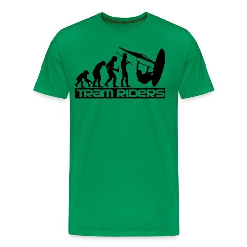 evolutionnoir - T-shirt Premium Homme