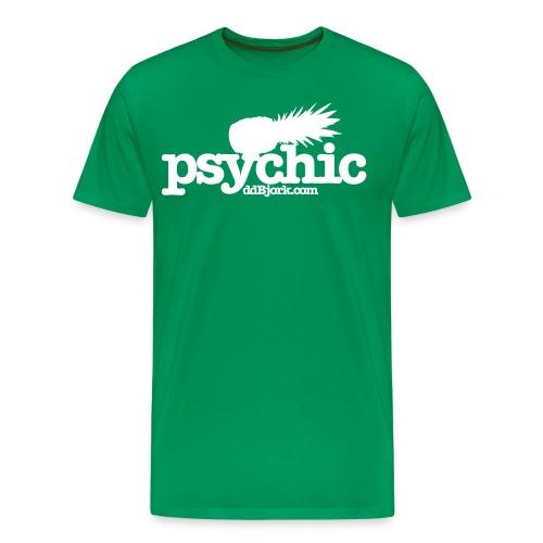 psychic2 - Premium-T-shirt herr