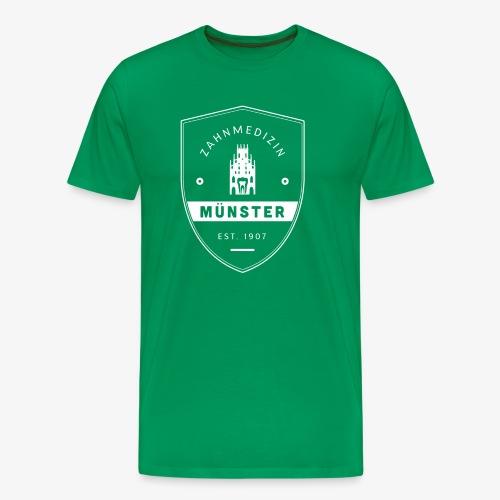 Fachschaftslogo 2015 weiß - Männer Premium T-Shirt