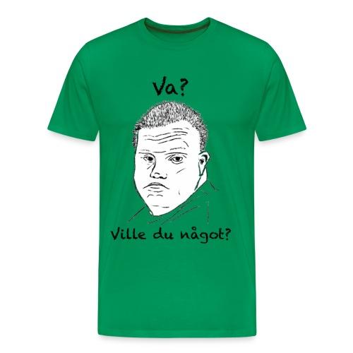 va ville1 png - Premium-T-shirt herr