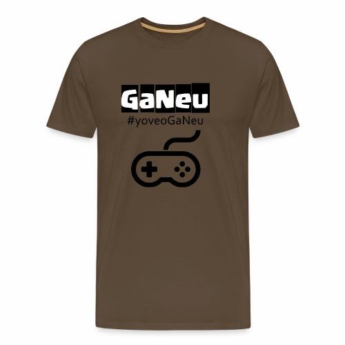 GaNeu - Camiseta premium hombre