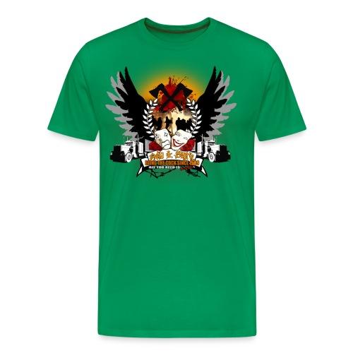 os mask - Camiseta premium hombre