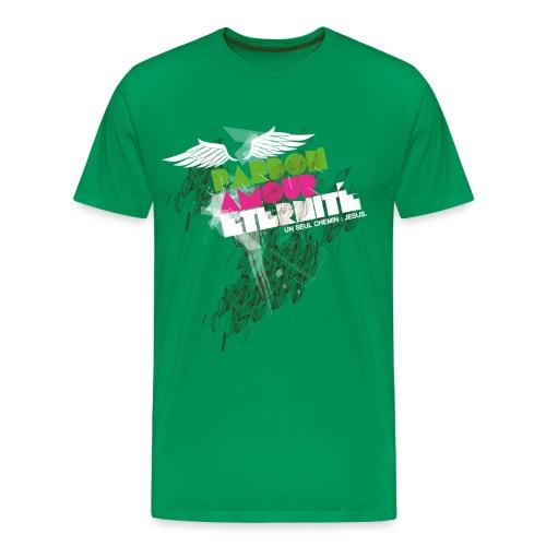 visu2 - T-shirt Premium Homme