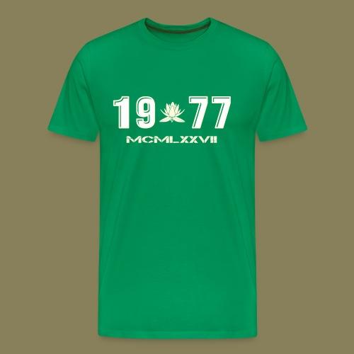 1977-Fronte - Maglietta Premium da uomo