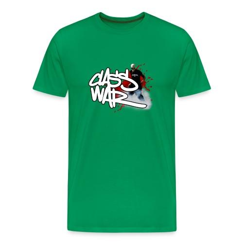 class war ii - Camiseta premium hombre