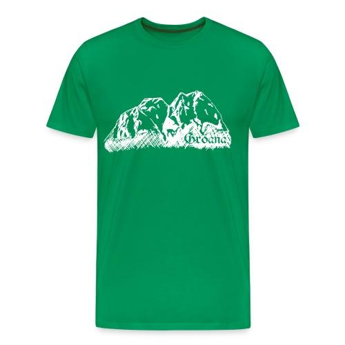 weiss png - Männer Premium T-Shirt