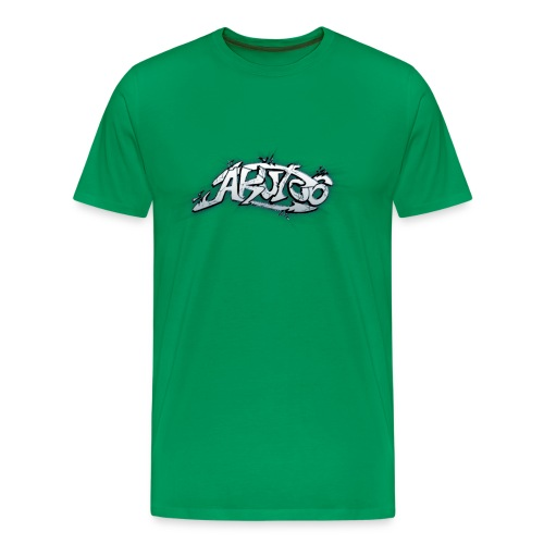 akut06png2 png - Männer Premium T-Shirt