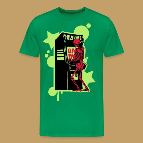 Hi-score - Koszulka męska Premium