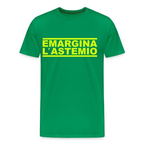 Emargina - Maglietta Premium da uomo