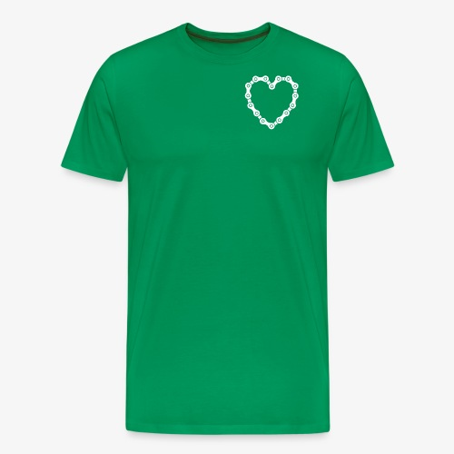 bike love - Men's Premium T-Shirt