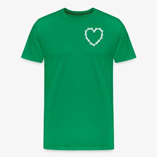 bike love - Men's Premium T-Shirt