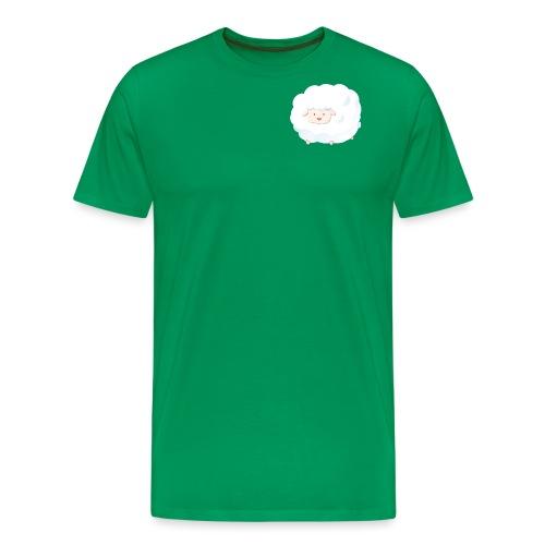 Sheep - Maglietta Premium da uomo