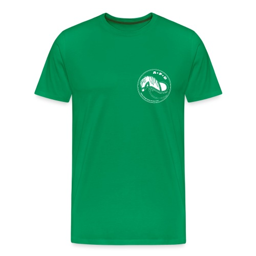 LOGO ADRESSE INTERNET bla - T-shirt Premium Homme