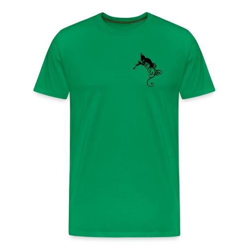 pan, faun, satyr, devil - Männer Premium T-Shirt