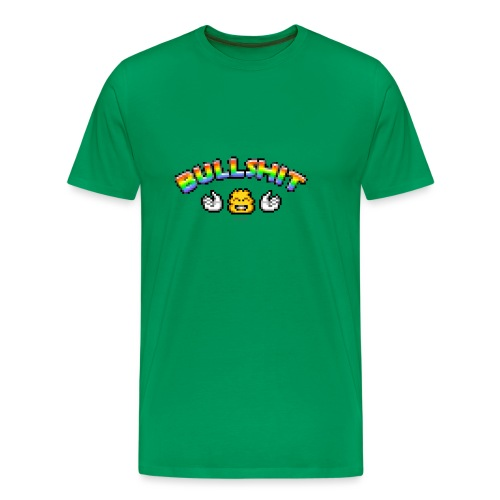 Bullshit - Männer Premium T-Shirt