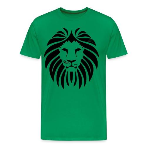 Lion T Shirt Design png - Men's Premium T-Shirt
