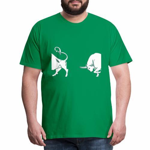 TORO 2 - BULL 2 - Maglietta Premium da uomo