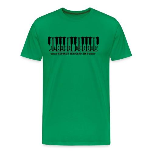 Jackie Mittoo | Reggae's keyboard king - Camiseta premium hombre