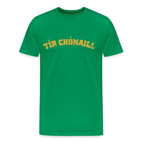 donegal tir con - Men's Premium T-Shirt