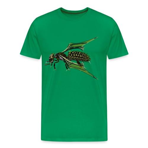 Robo Bees - Männer Premium T-Shirt