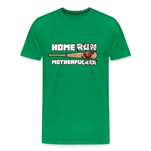 Home Run Motherf***er by David Poplawski - Maglietta Premium da uomo