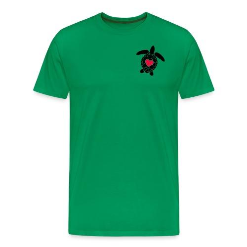 Turtle Love - Men's Premium T-Shirt